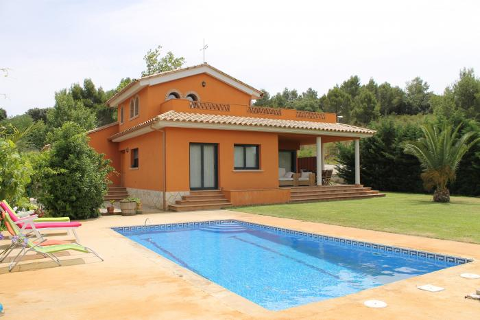 For Rent Chalet Begur